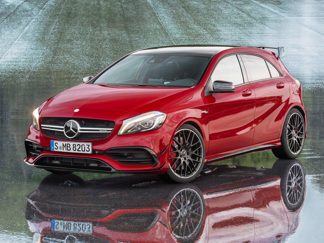 В интернете опубликованы данные о Mercedes Benz CLA 2019