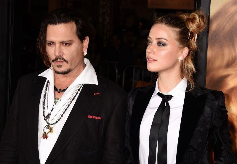 Жена Джонни Деппа обвинила его в хроническом пьянстве джонни депп и его жена