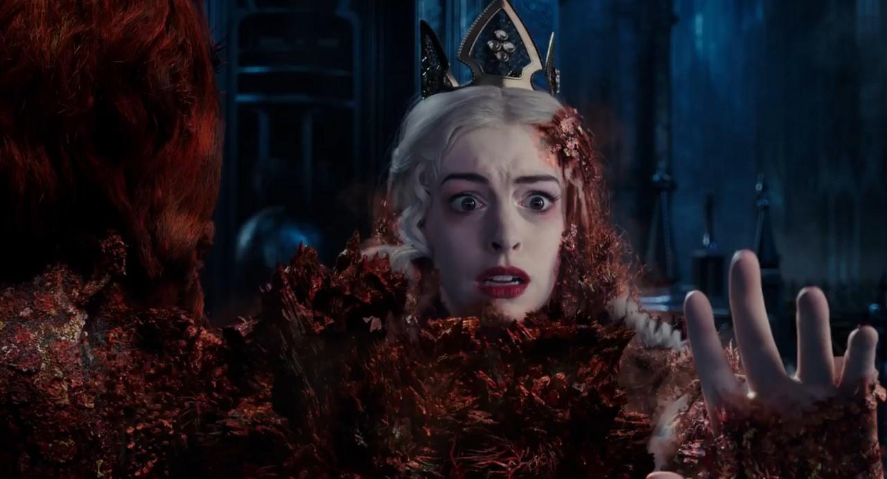 После развода Джонни Дэппа фильм Алиса в Зазеркалье провалился в прокате