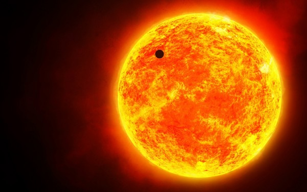 Москвичи увидят, как Меркурий пройдет по диску Солнца