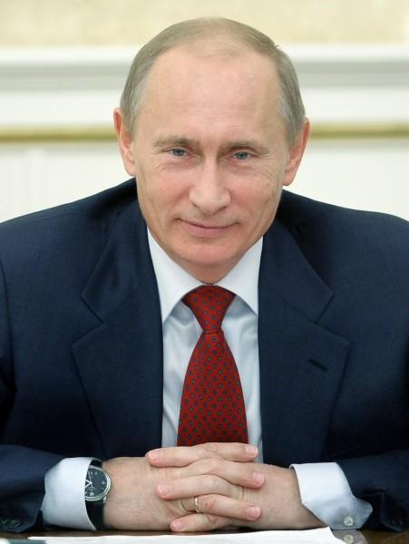 Президент Владимир Путин вошел в десятку самых уважаемых людей планеты