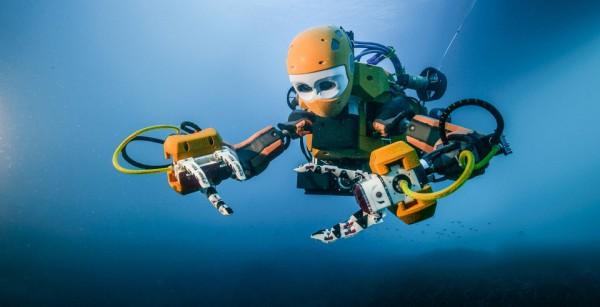 Учёные создали робота-русалку для поиска драгоценностей в океанских глубинах