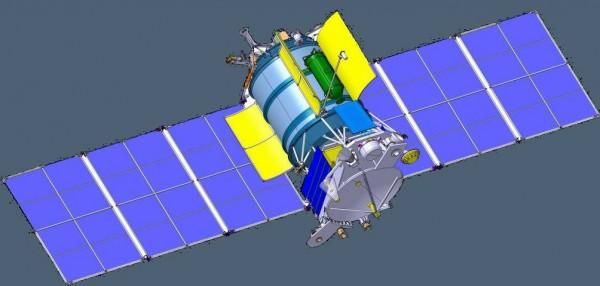 Запуск спутника «Гео-Ик-2» с космодрома Плесецк был перенесен на июнь
