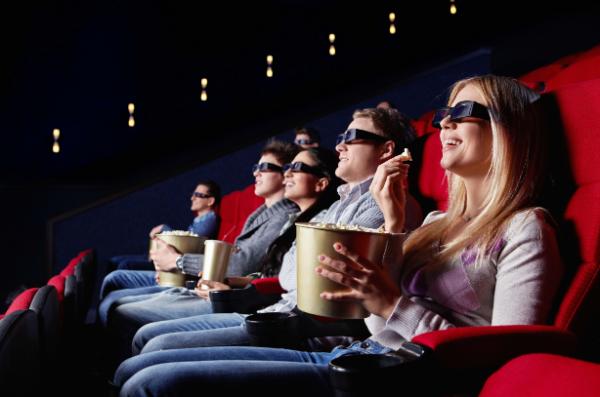 Ученые: Воздух в кинотеатре позволит определить жанр фильма