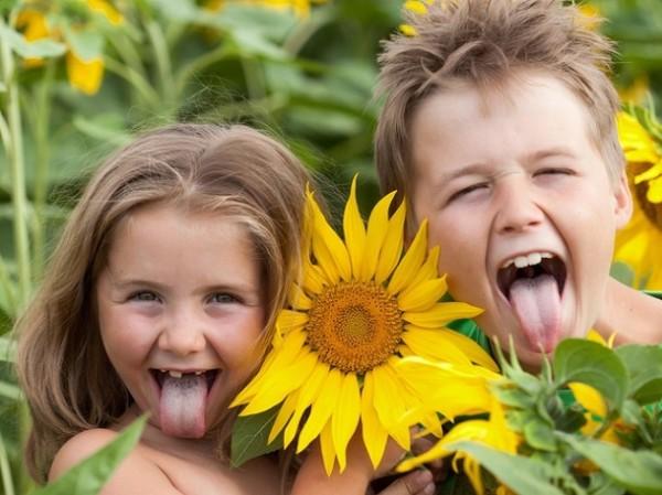 Ученые выяснили в чём секрет детского счастья