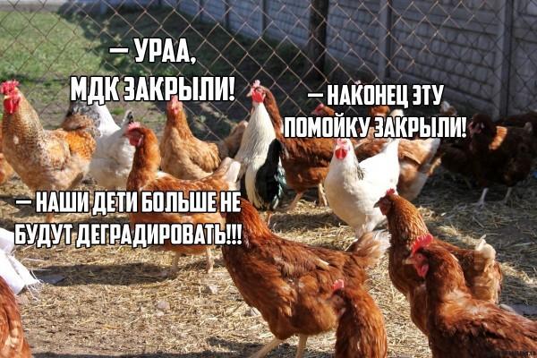 Скандальный паблик MDK заблокирован на территории России