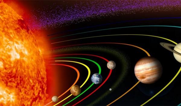 Сонце помогло зародится жизни на планете Земля