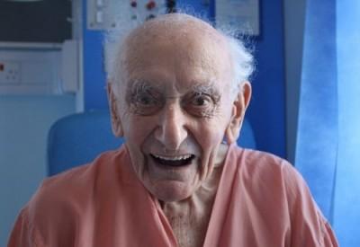 99-летнему мужчине удалось побороть рак