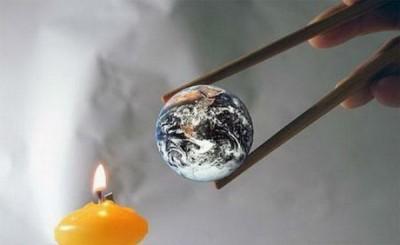 Ученые придумали способ «заморозить» планету при помощи лазеров