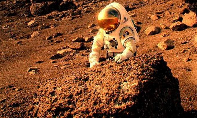 Илон Маск человек сможет покорить Марс к 2025 году