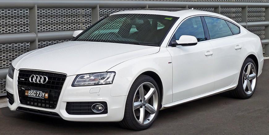 Audi представила новую модификацию салона А5