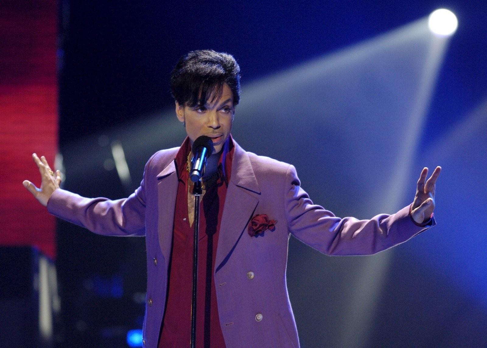 Стала известна причина смерти американского певца Принса