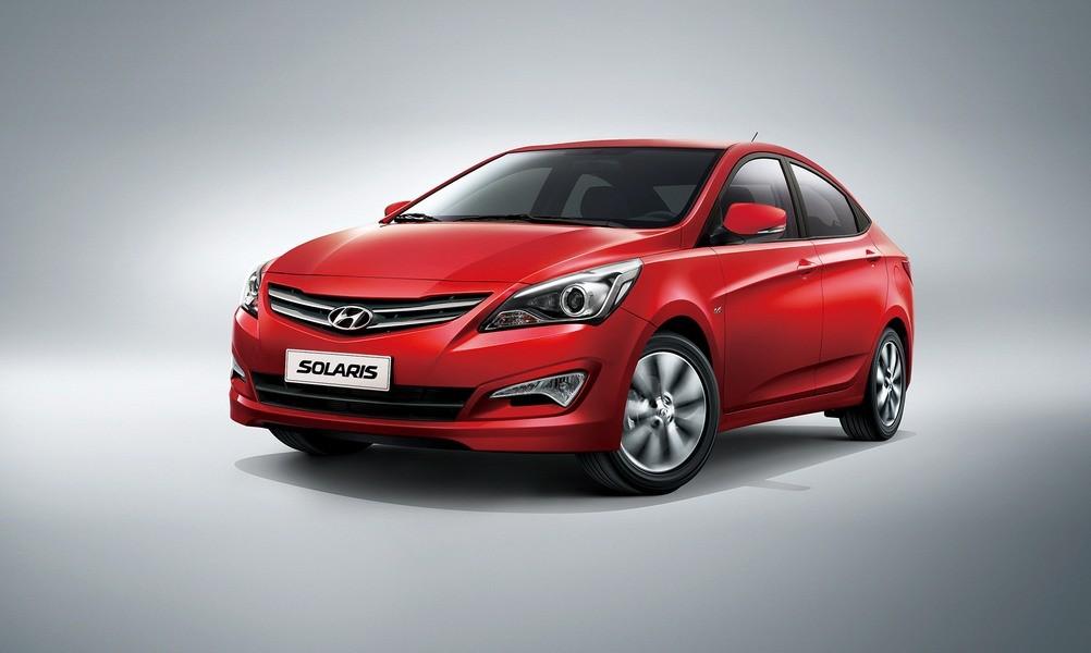 Hyundai Solaris стал самым популярным в России автомобилем с АКП