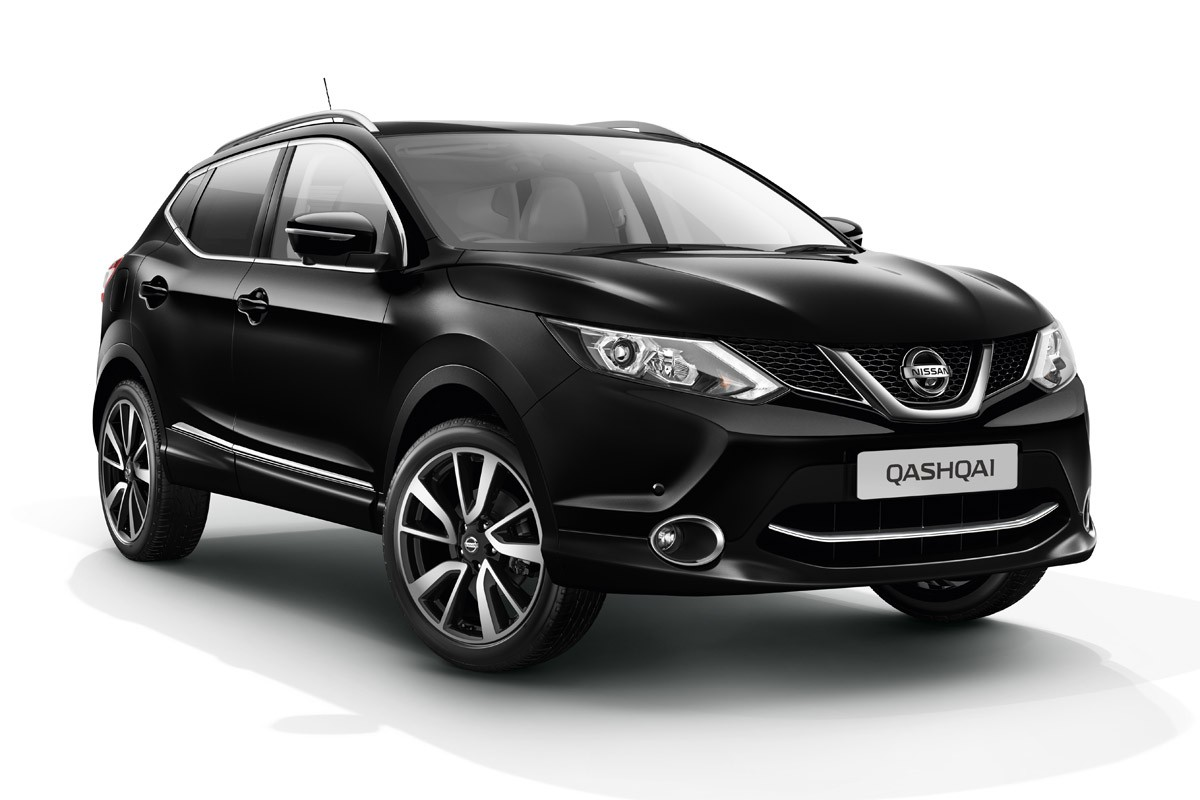 Nissan создает новую модифицированную версию Qashqai