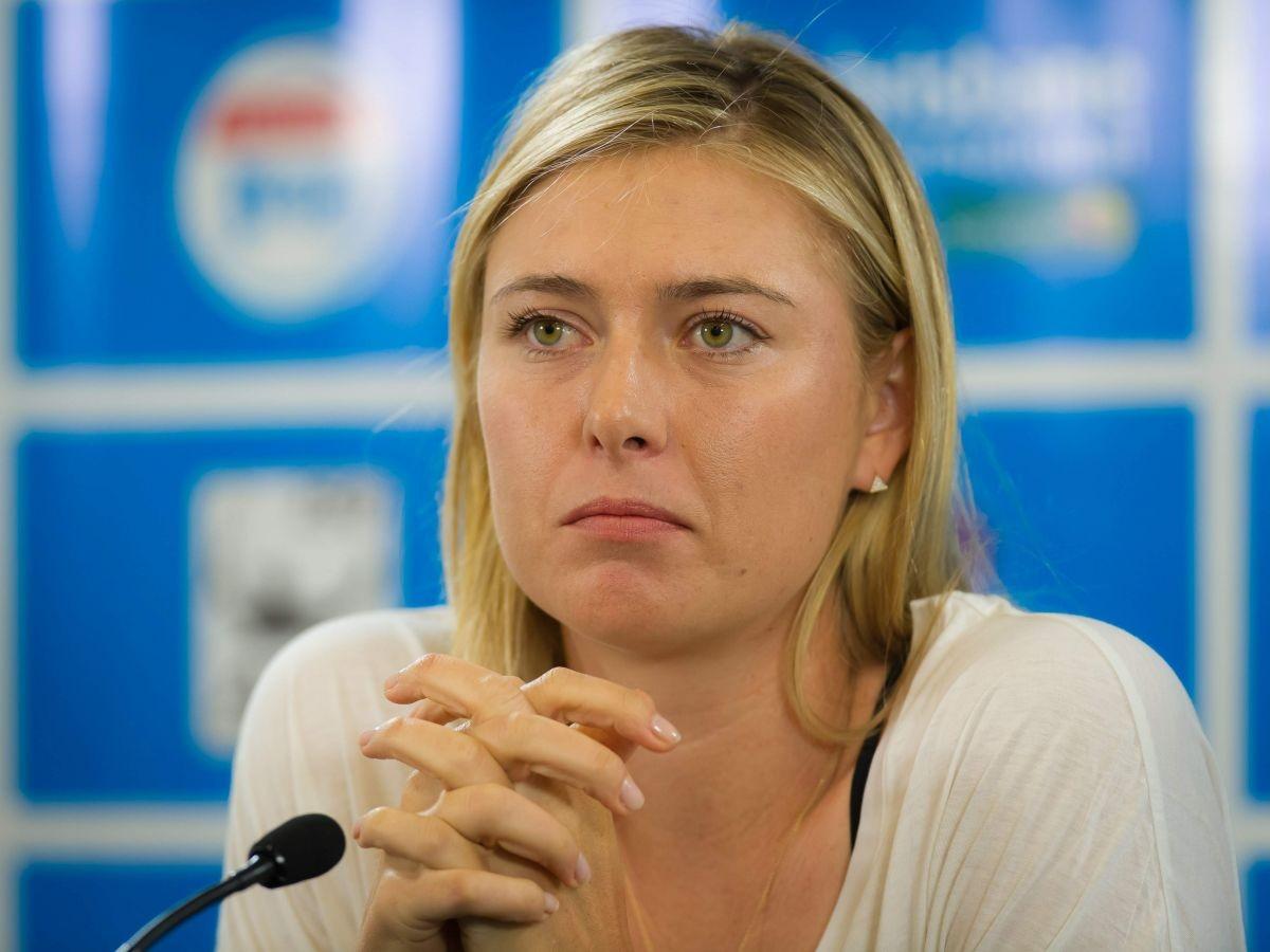 ОтWimbledon-2004 додисквалификации: путь Марии Шараповой вмировом теннисе