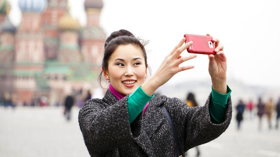 Турпоток из Китая в РФ повысился на 63 процента