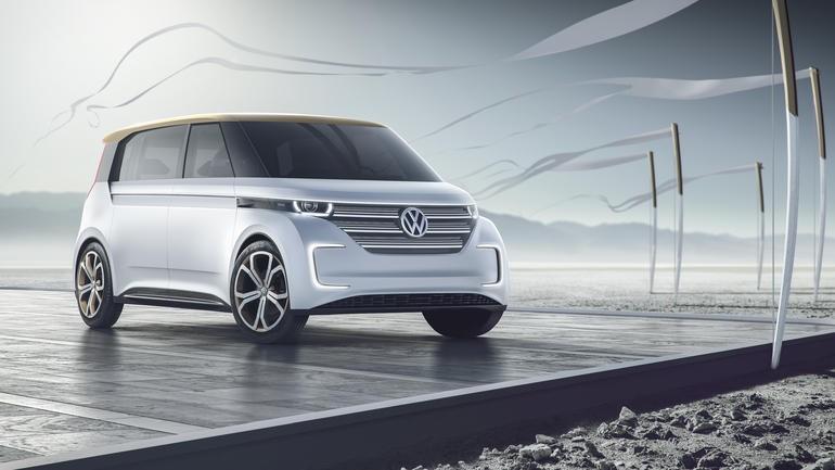Volkswagen Budd-e назвали образцом электромобиля будущего