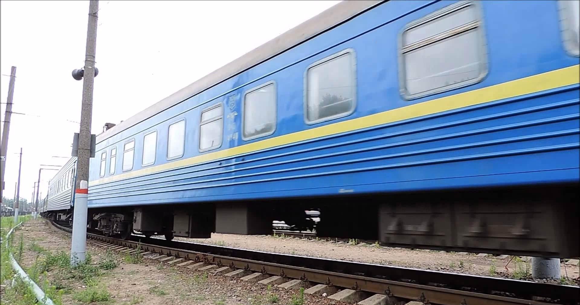 Чартерный поезд начал ходить из Москвы в Сочи