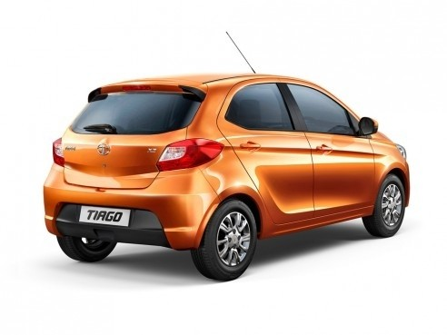 Новый хэтчбек Tata Tiago замесяц собрал неменее 20 тыс. заказов