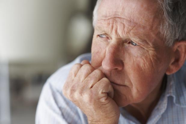 Ученые: Сонливость иусталость связана сатрофией мозга у престарелых людей