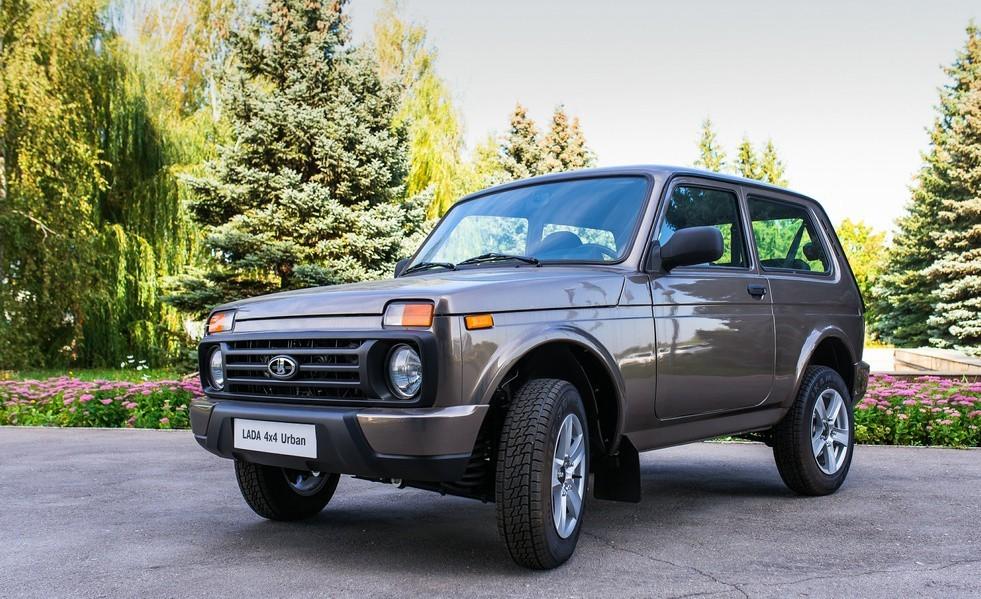 В Москве представят новую версию Lada 4x4