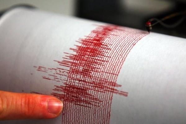 ВИране случилось  землетрясение