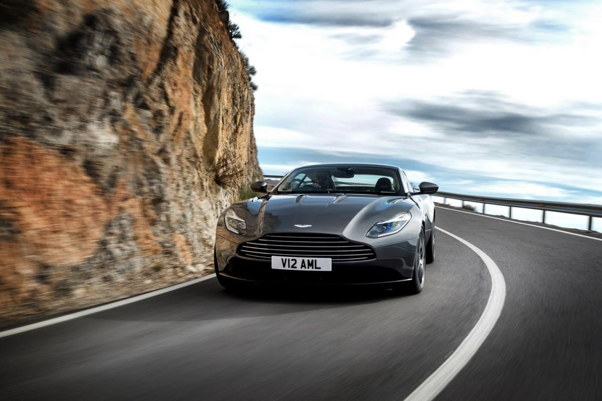 Для будущего спорткара Aston Martin был собран первый двигатель V12