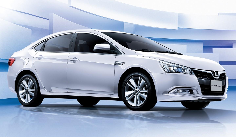 Компания Yulon Motor выпускает новый седан Luxgen 3 на рынок Китая