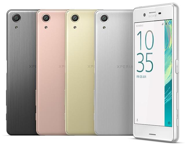 Смартфон Сони Xperia XPerformance выходит в реализацию в Российской Федерации
