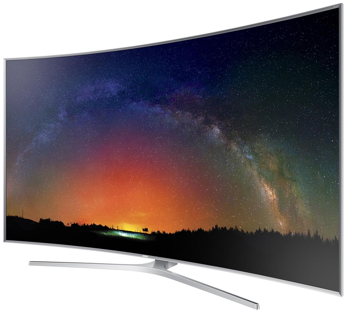 В Российской Федерации начались продажи флагманских телевизоров Самсунг