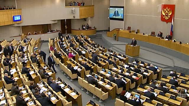 Госдума приняла поправки в закон о торговле
