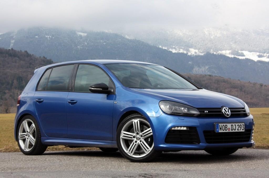 В июле Volkswagen представит рестайлинговый Golf