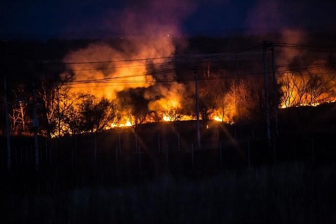 ВЯкутии сгорела сельская школа