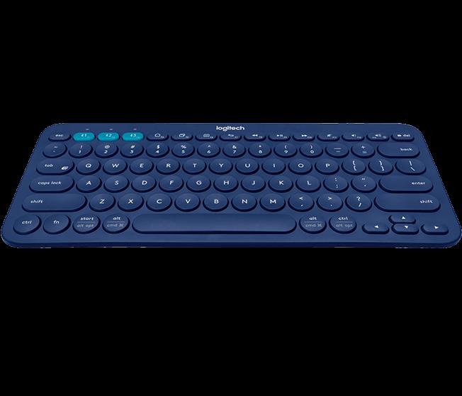 Logitech готовит общую клавиатуру для ПК планшетов и смартфонов