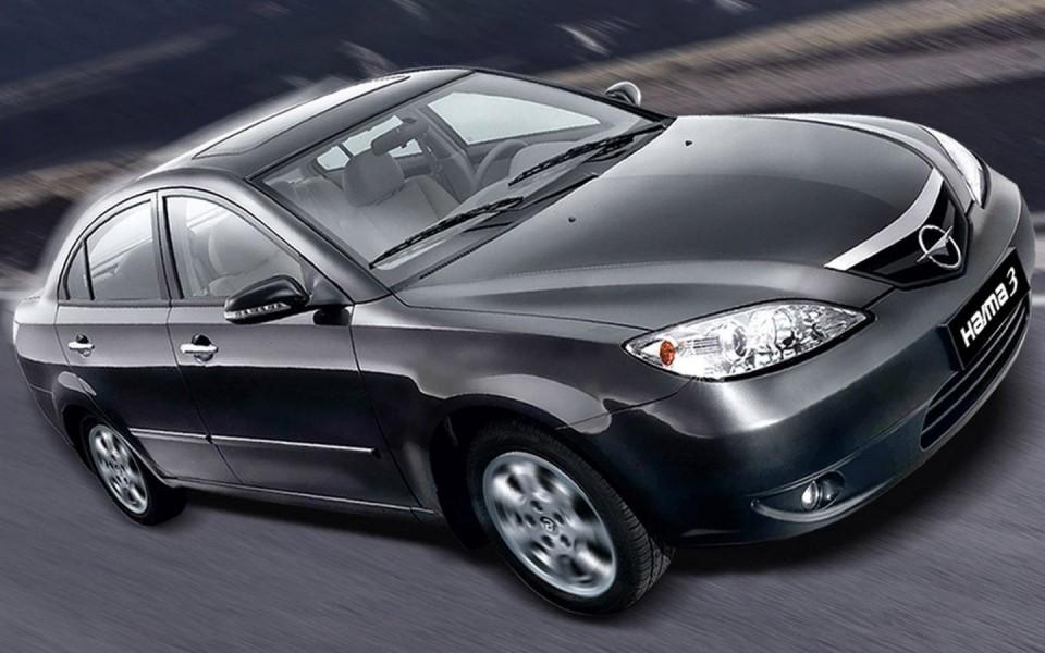 Более чем половина всех автомобилей в мире продается в трех странах