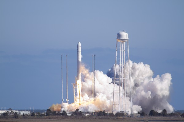 10 июля состоится первый запуск ракета-носитель Antares