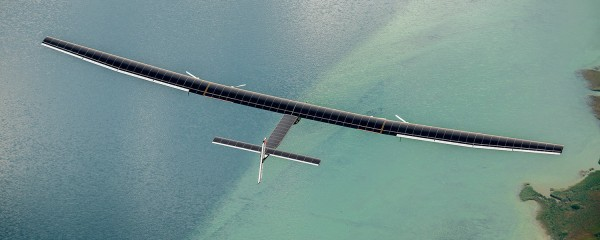 Solar Impulse 2 сегодня помашет крылом Статуе Свободы в Нью-Йорке