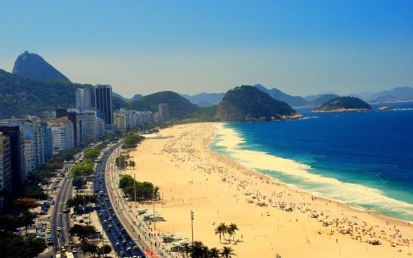На пляжах Рио-де-Жанейро обнаружили супербактерию