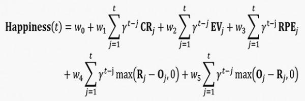 Ученые определили «формулу счастья»