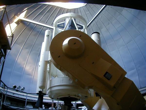 В России заработал первый телескоп, отслеживающий опасные астероиды