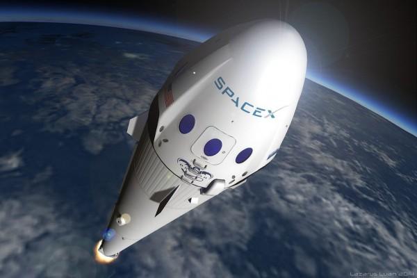 SpaceX пытается найти I ступень ракеты Falcon 9, возвратившуюся после старта