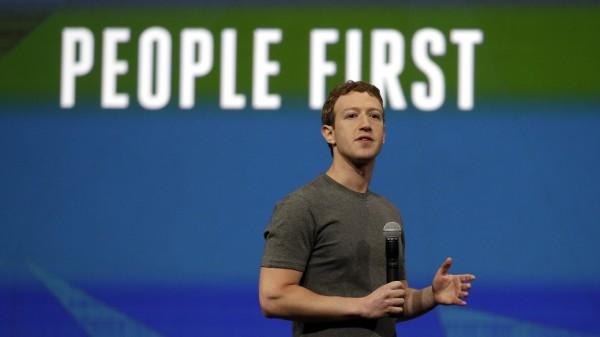 """Цукерберг: Скоро будем фиксировать """"живые"""" эмоции и выкладывать их в сеть"""