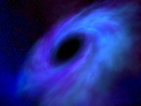 Ученые: черные дыры могут быть воротами в другие вселенные