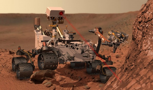 Китай начинает исследование космоса с помощью роботов