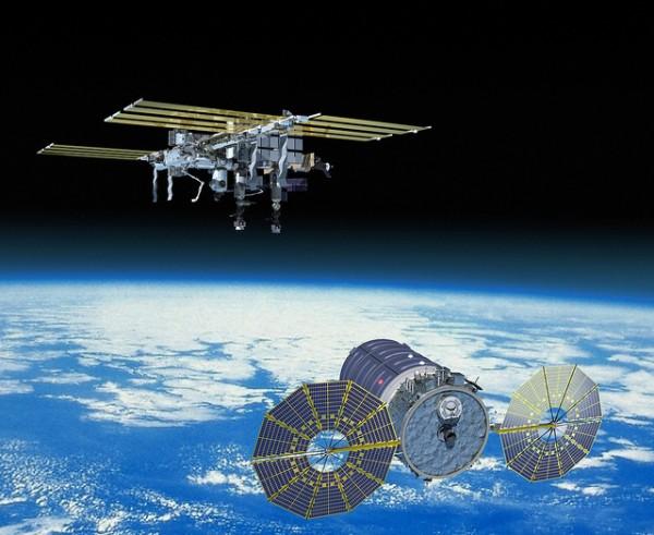 Состоялось крушение американского грузового корабля Cygnus в атмосфере Земли