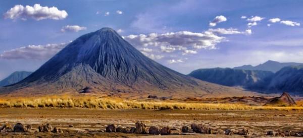 Геохимики обнаружили на территории Танзании огромный запас гелия