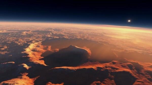 Ученые пришли к выводу что Древний Марс был очень похож на Землю