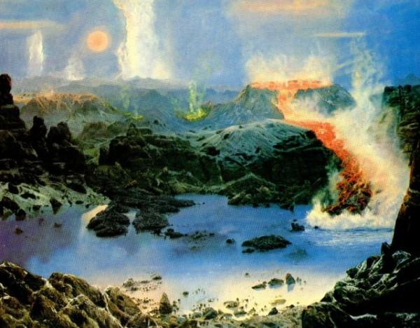 Ученые нашли свидетельства произошедшей 250 миллионов лет назад глобальной катастрофы