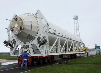 В США прошли успешные испытания ракеты Antares с украинской ступенью