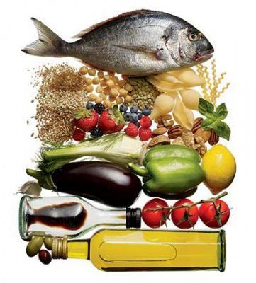 Средиземноморская диета снижает рецидив онкологии груди